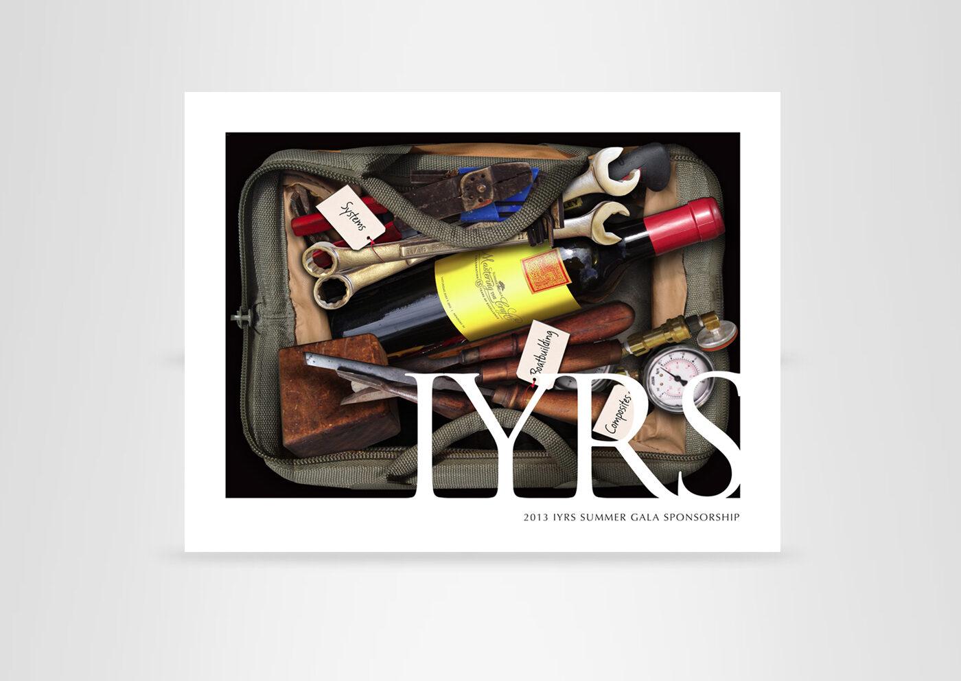 Print IYRS Gala Sponsorship